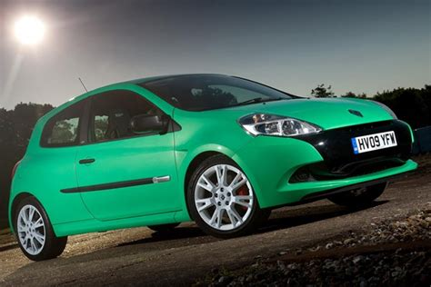 renault clio renaultsport review 2006 2012 parkers
