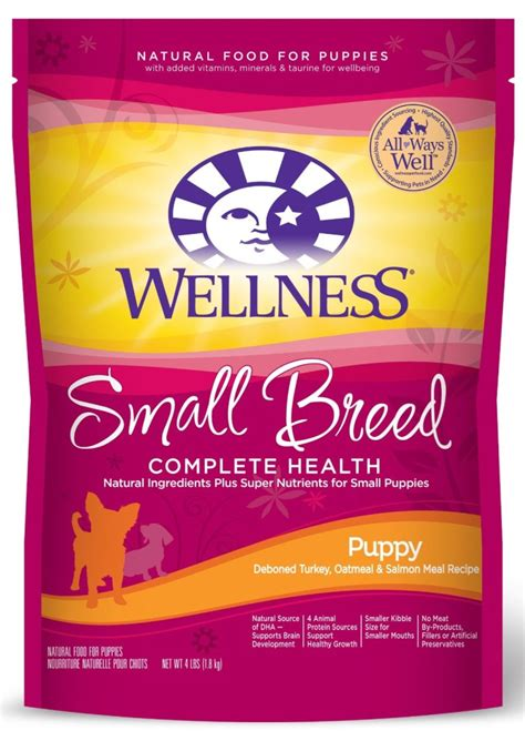 naturals small breed puppy food wellness complete health food small breed puppy
