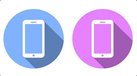 tutorial vector icon smartphone flat icon vector graphic inkscape tutorial