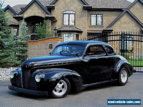 1940 chevrolet coupe for sale 1940 chevrolet coupe custom for sale in canada
