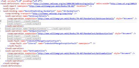 wsdl binding certifica 231 227 o microsoft 70 487 objetivo 3 3 configure