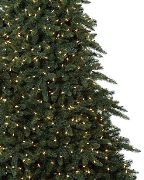 aspen estate fir artificial christmas tree balsam hill