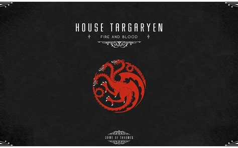 haus targaryen of thrones haus targaryen wallpaper allwallpaper in