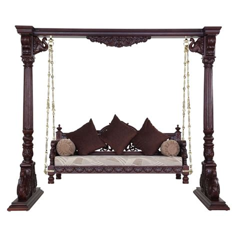 indoor indian swing home decor furniture indian traditional jhoola 100113