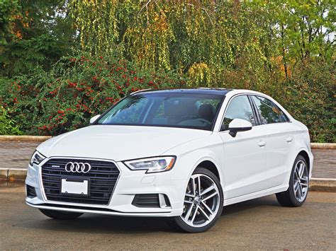 audi a3 review canada 2017 audi a3 2 0 tfsi quattro progressiv road test review