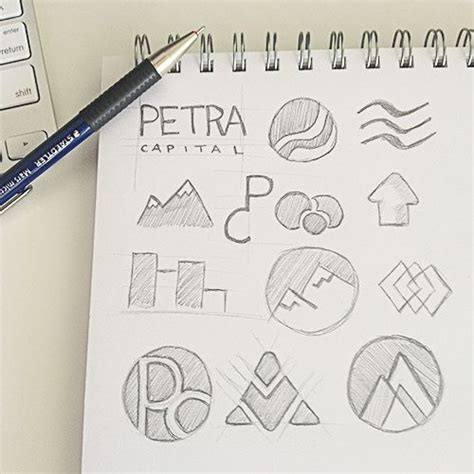 graphic design rough layout 7 best images about logo sketches on pinterest sketching