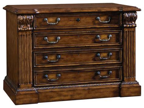 bedroom file cabinet sligh laredo file cabinet traditional filing cabinets