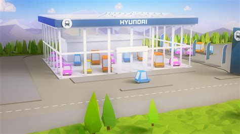 Hyundai Financial Services by Hyundai Financial Services Product Animations On Behance