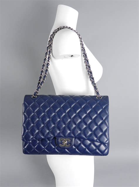 chanel maxi flap bag caviar www pixshark images galleries with a bite