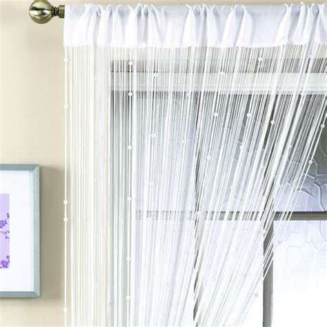 beaded string curtains white beaded string curtain dunelm