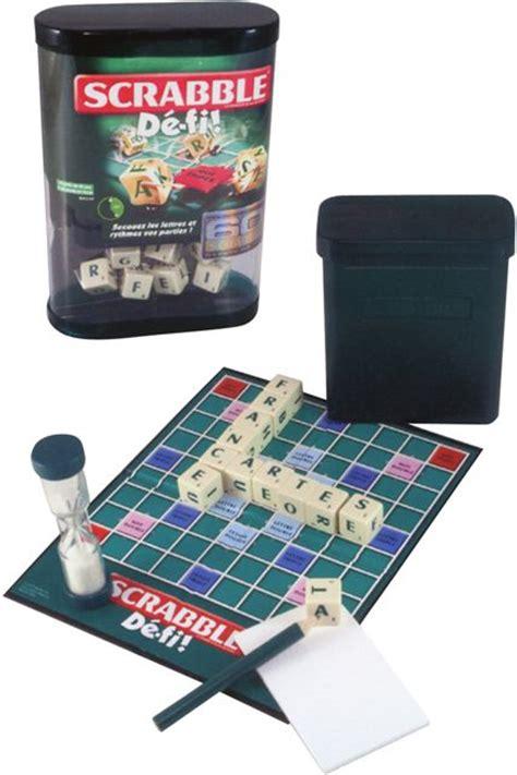 et scrabble scrabble defi mattel kermesse lot pour tombola et loto