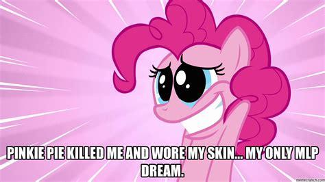 Pinkie Pie Meme - mlp pinkie pie sister memes