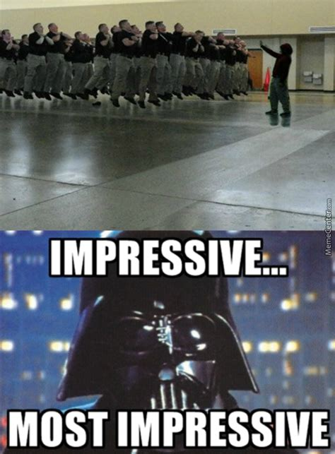 The Force Is Strong With This One Meme - the force is strong with this one by finger v meme center
