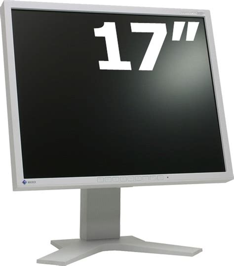 Monitor Votre 17 Inch buy the 17 inch white beige flat panel lcd tft monitor at
