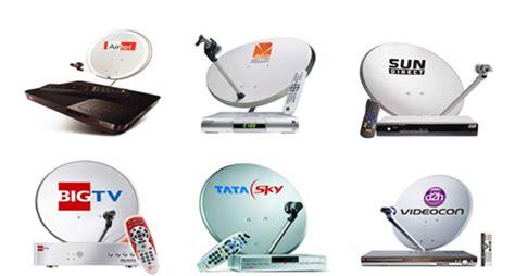 compare hd setup box price plans tata sky hd airtel dth