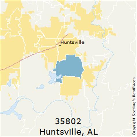zip code map huntsville al best places to live in huntsville zip 35802 alabama