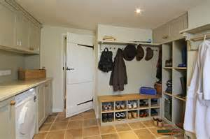 Mudroom Shoe Bench Handmade In Frame Kitchen In Old White Alton Hampshire