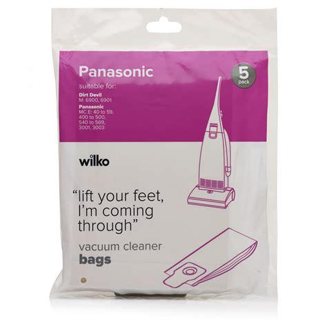 Vacuum Cleaner Kecil Panasonic henry hoover bags wilko style guru fashion glitz