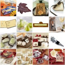 Cheap Favors Ideas by Ideas For Fall Wedding Favors Cherry