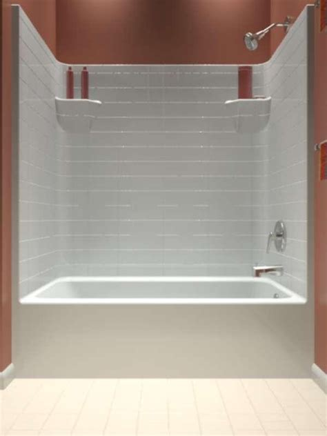 one piece bathtub and shower cool one piece tub shower kohler tub and shower one