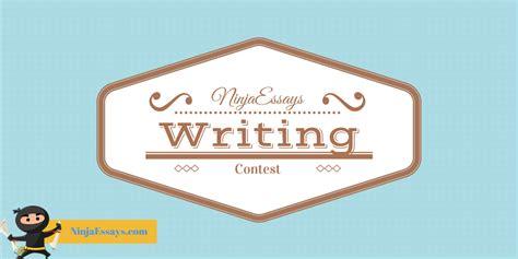 pub ninjaessays writing contest neo griot - Writing Sweepstakes