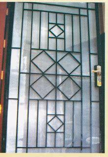 Pintu Teralis Kawat Nyamuk Berkualitas pusat teralis dan pintu teralis