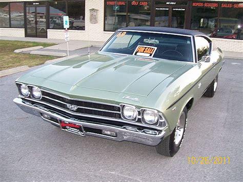 1969 Chevrolet Chevelle For Sale 1969 Chevrolet Chevelle For Sale Shallotte Carolina