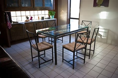 glass table top bay area ikea gran 197 s table for sale black metal and glass