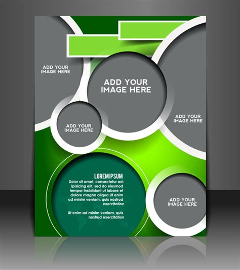 Brochure Templates Adobe Illustrator (4)   PPT File Templates