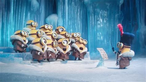minions     merry christmas song hd youtube