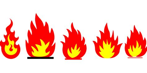 fire pattern png how to draw flames fire 17 free printable flames