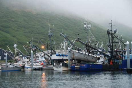 fishing boat cing stores alaska peninsulaand kodiak