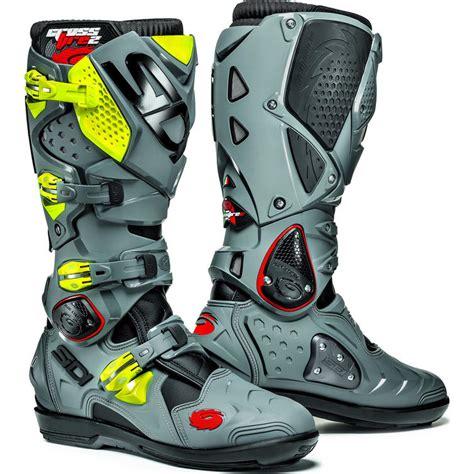 sidi motocross boots sidi crossfire 2 srs motocross boots motocross boots