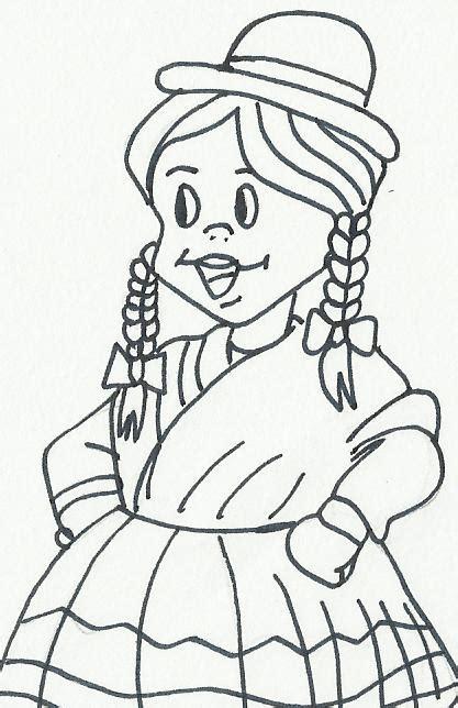 imagenes para dibujar indigenas dibujos de cholitas para colorear imagui
