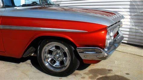 Kaos Impala Tm 2 W 1961 chevrolet impala station wagon pictures to pin on