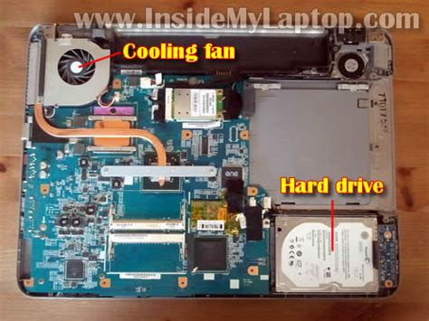 Harddisk Notebook Sony Vaio how to disassemble sony vaio vgn nr inside my laptop