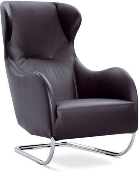Fancy Leather Chair by New Designer Leather Chair By Wittmann The Jolly Chair