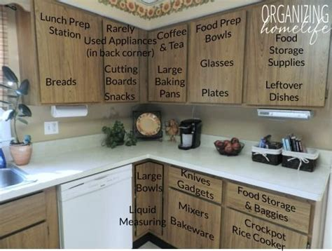 how to set up kitchen cupboards 17 best ideas about organizing kitchen cabinets on