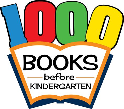 one thousand ways to make 1000 books 1000 books before kindergarten program butler library
