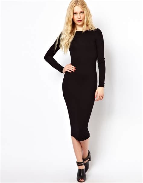 Midi Dress river island longsleeve column midi dress datiyah modest fashion marketplace