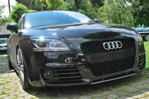 Audi Tt Grill Rs Grill Op Een Audi Tt S Line