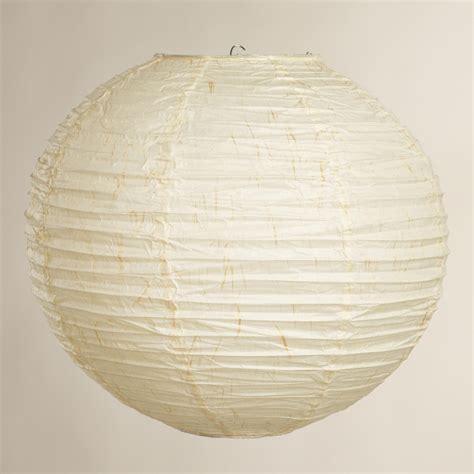 A Paper Lantern - kumo paper lantern world market
