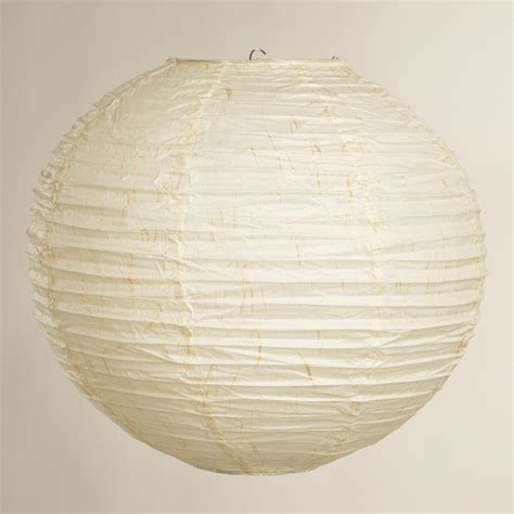 Paper Lanterns - kumo paper lantern world market