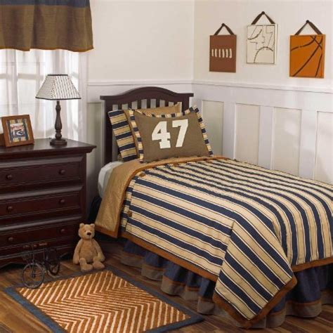 Cooperstown 4 Piece Full Bedding Set By Cocalo Couture Cocalo Bedding
