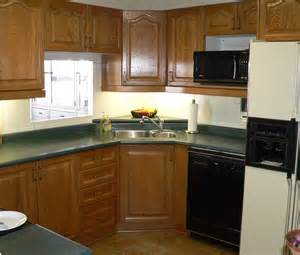 Oak Kitchen Cabinets Refinishing refinishing oak kitchen cabinets