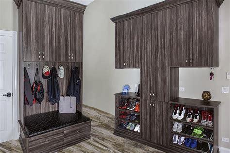 closet works mudroom  laundry room cabinets storage