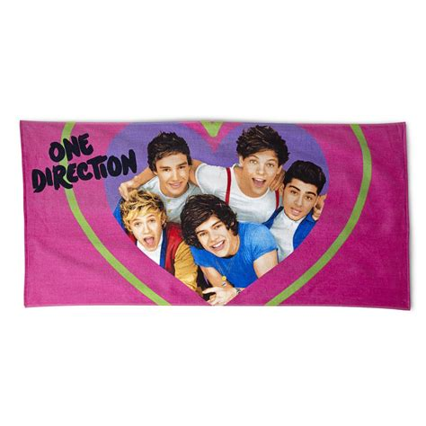 one direction rugs s towel one direction home bed bath bath bath towels rugs towels