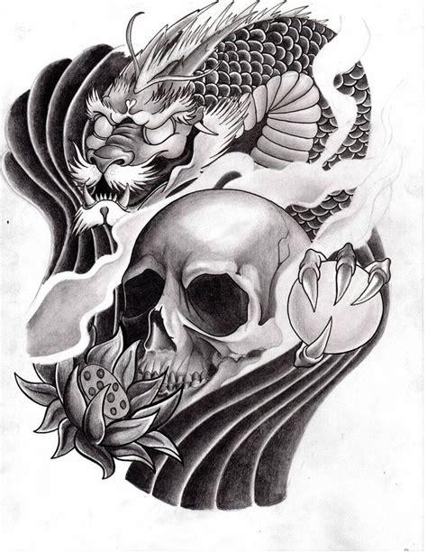 41 besten japanese dragon head tattoos for women bilder