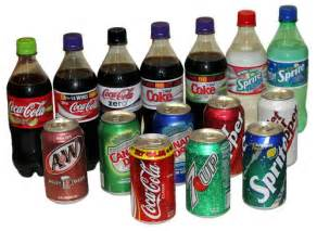 onlinenglish how do they call soft drinks in the usa