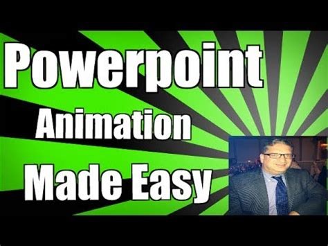 intro to powerpoint animation in powerpoint 2013 2016